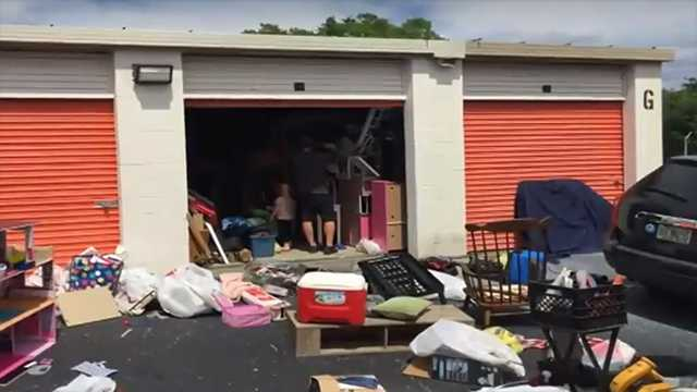 Customer says storage unit items damaged by rats, bugs thumbnail
