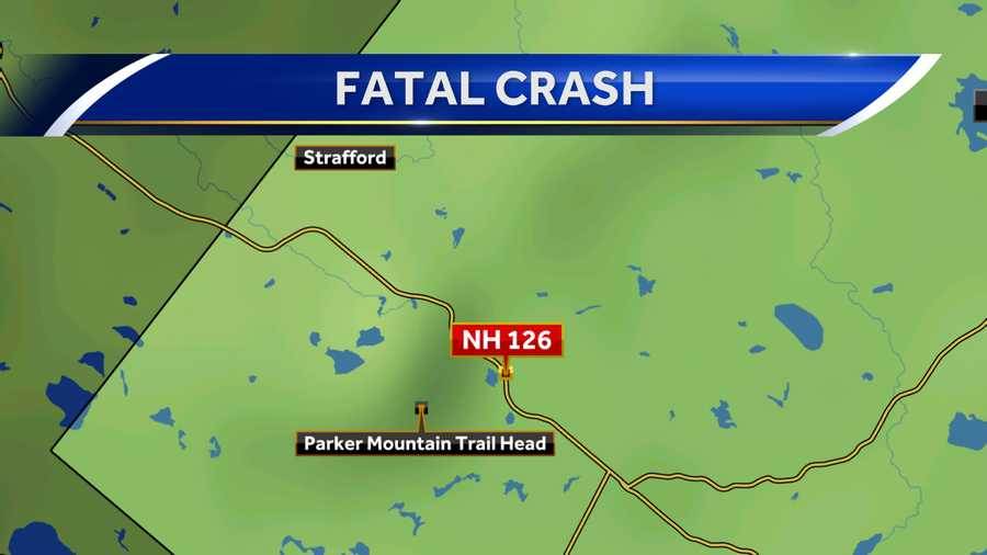 Fatal accident in Strafford closes Route 126