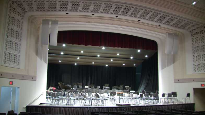 Wauwatosa East High School Gets Theater Makeover