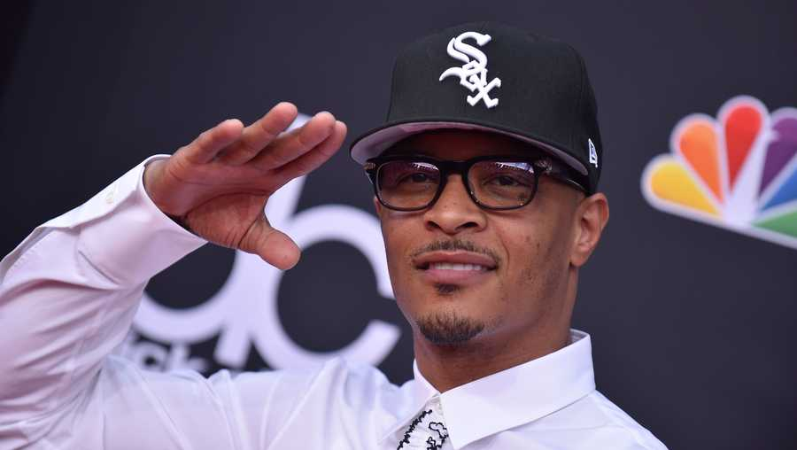 Recording artist T.I. attends the 2018 Billboard Music Awards 2018 at the MGM Grand Resort International on May 20, 2018, in Las Vegas, Nevada.