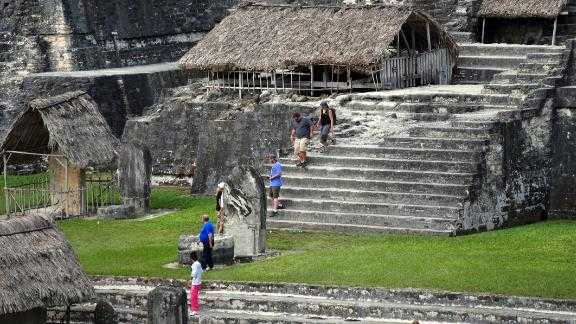 The Mayan city of Tikal is an outsized time capsule with a natural ambiance that hasn't changed in 1,300 years.