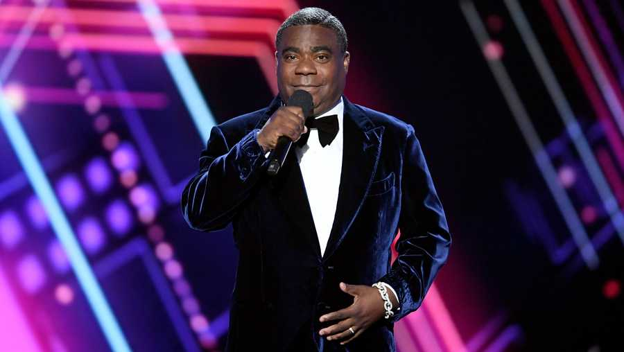 Tracy Morgan speaks onstage as host of The 2019 ESPYs at Microsoft Theater on July 10, 2019 in Los Angeles, California.