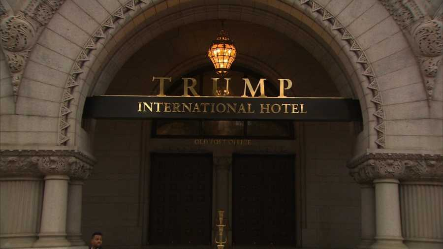 Trump hotel in Washington, D.C.