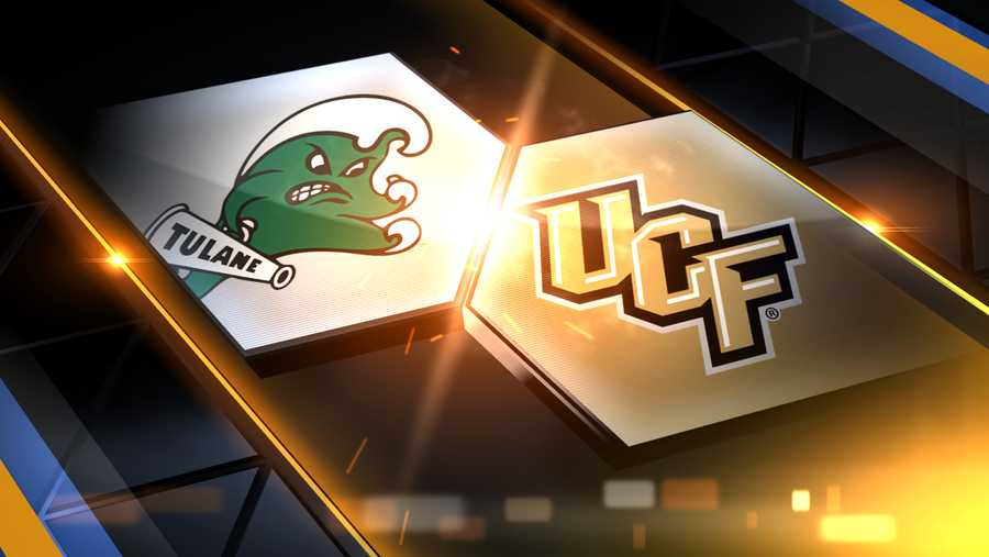Thomas sinks go-ahead FTs late, Green Wave sinks UCF 75-74