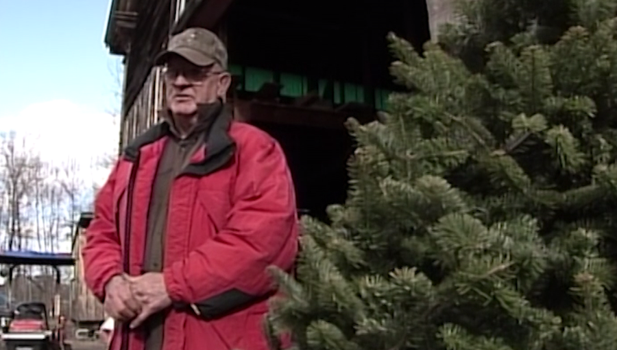 James Pearson, 82, seen here in an interview with WMTW in 2008.