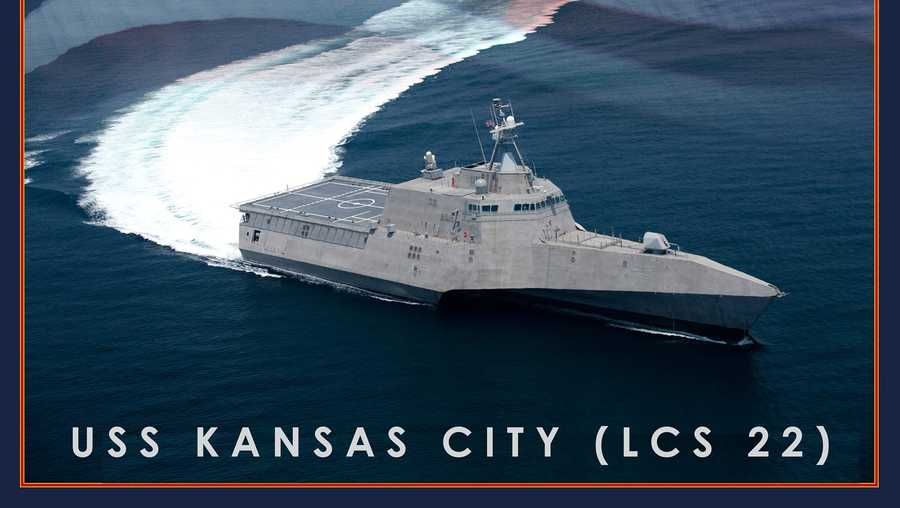180920-N-N0101-001 WASHINGTON (Sept. 20, 2018) A graphic representation of the future USS Kansas City (LCS 22). (U.S. Navy graphic/Released)