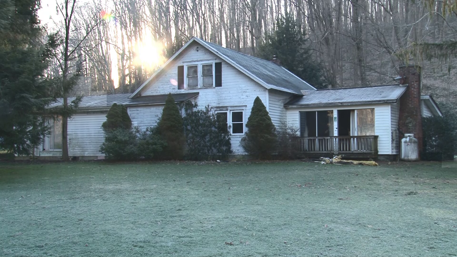 96-year-old man killed in Fayette County fire