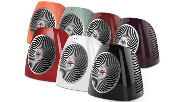 Vornado Air recalls space heater
