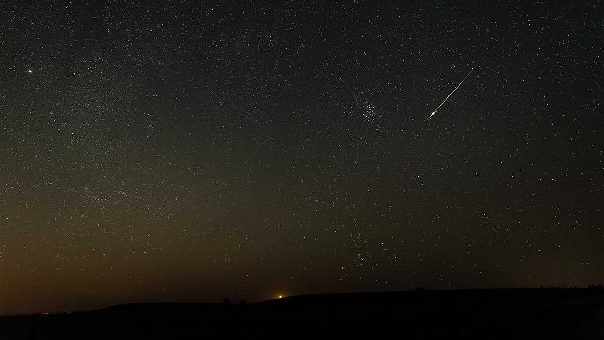 Conditions look good in Louisville to view Northern Taurid meteor shower tonight