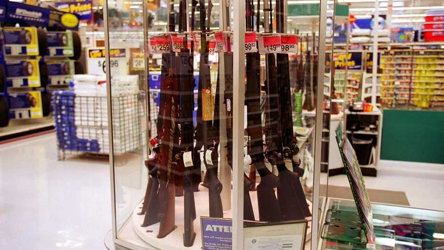 A Walmart corporate worker urged co-workers to stage a sick-out in a mass email that he hopes will persuade the company to stop selling guns.