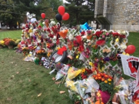 Warwick High School students killed, memorial