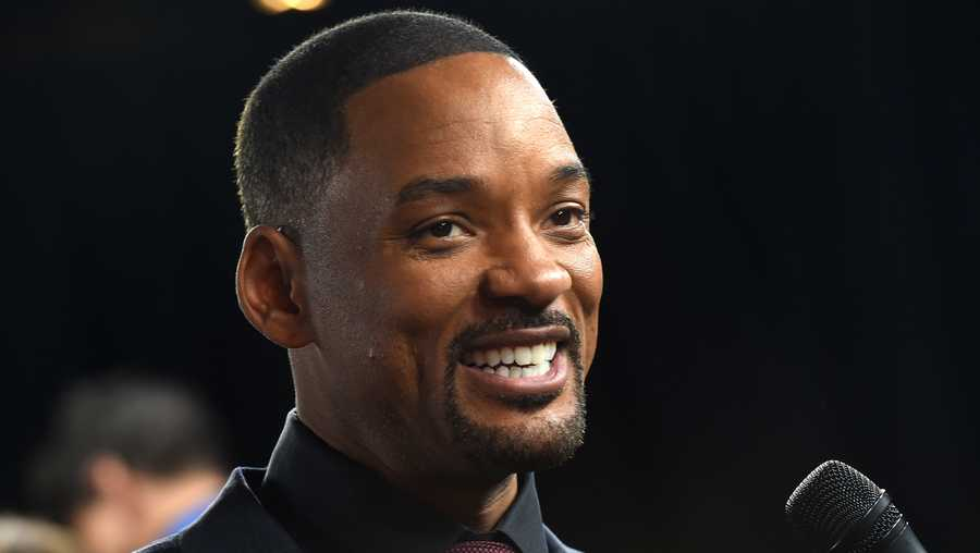 "Actor Will Smith attends the Centerpiece Gala Premiere of Columbia Pictures' ""Concussion"" during AFI FEST 2015 presented by Audi at TCL Chinese Theatre on November 10, 2015 in Hollywood, California."