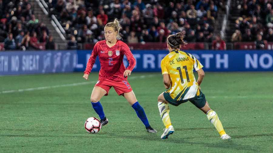 U.S. WOMEN'S NATIONAL TEAM TO FACE BRAZIL IN HIGH-PROFILE APRIL FRIENDLIES