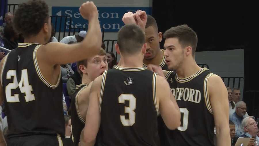 Wofford ranked No. 24 in AP Top 25