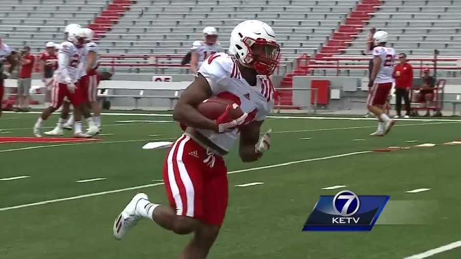 The Nebraska Cornhusker Football Team Scrimmaged Saturday in Full Pads on Week 3 of Fall Camp