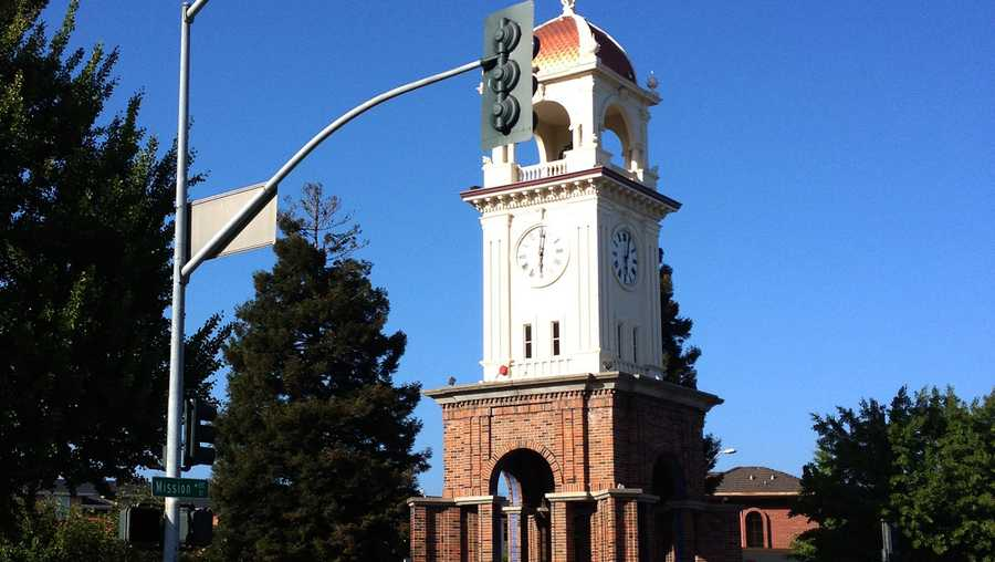 santa cruz clock tower