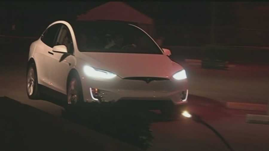 Tesla Motors came out with their first SUV, the Model X, on Tuesday.