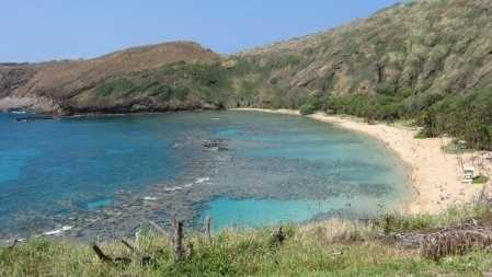 10. Hanauma Bay Nature Preserve, Honolulu, Hawaii