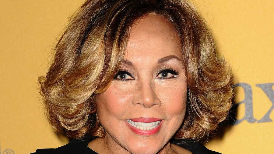 2014: Diahann Carroll at 79With her golden locks and glowing complexion, Diahann still stuns audiences with her presence and looks ? including during her appearance at the 2013 Emmy Awards when she spoke about being nominated for a Primetime Emmy Award.