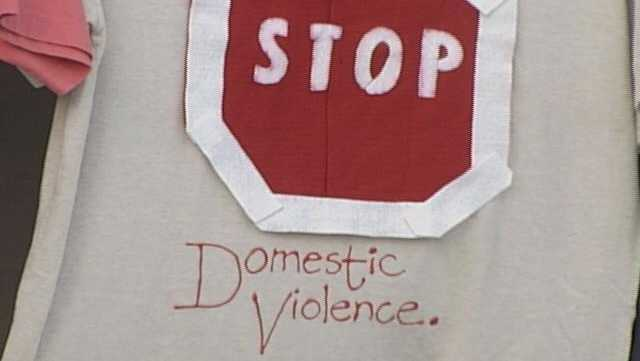 Tonight At 5: Surviving Domestic Violence.