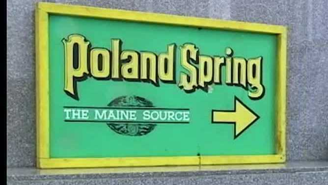 It is a water source that was once prescribed for its health benefits and soon because the center of a resort that was popular with celebrities and presidents. News 8's Norm Karkos takes us to Poland Spring in this weekend's Hometown Maine.
