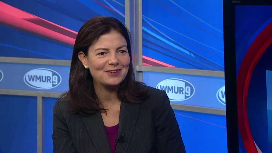 Sen. Kelly Ayotte sits down with Josh McElveen on CloseUP (Part 2).