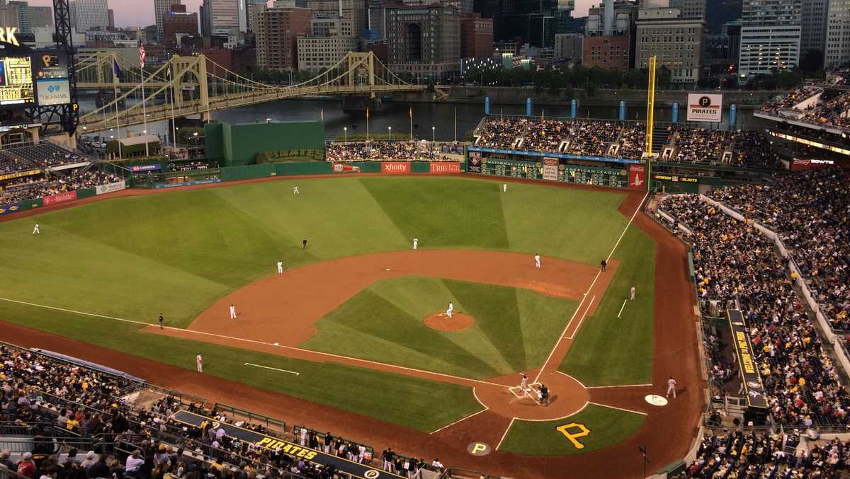 Pirate Schedule 2020 PITTSBURGH PIRATES: 2020 season schedule includes visits by New