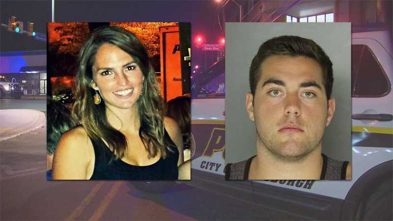 Police say Jessica McChesney was fatally struck by a car driven by Kyle O'Connor in Bloomfield.