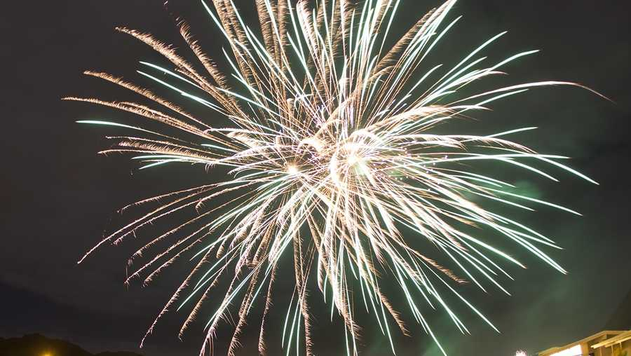 Fireworks Show For Fun Fourth Festival In Greensboro Moved To Saturday