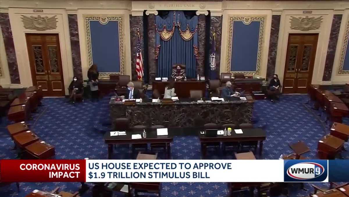 US House expected to approve stimulus bill