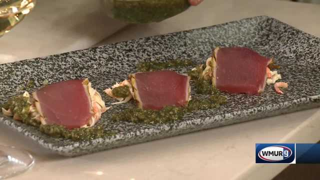 Cook's Corner: Seared tuna