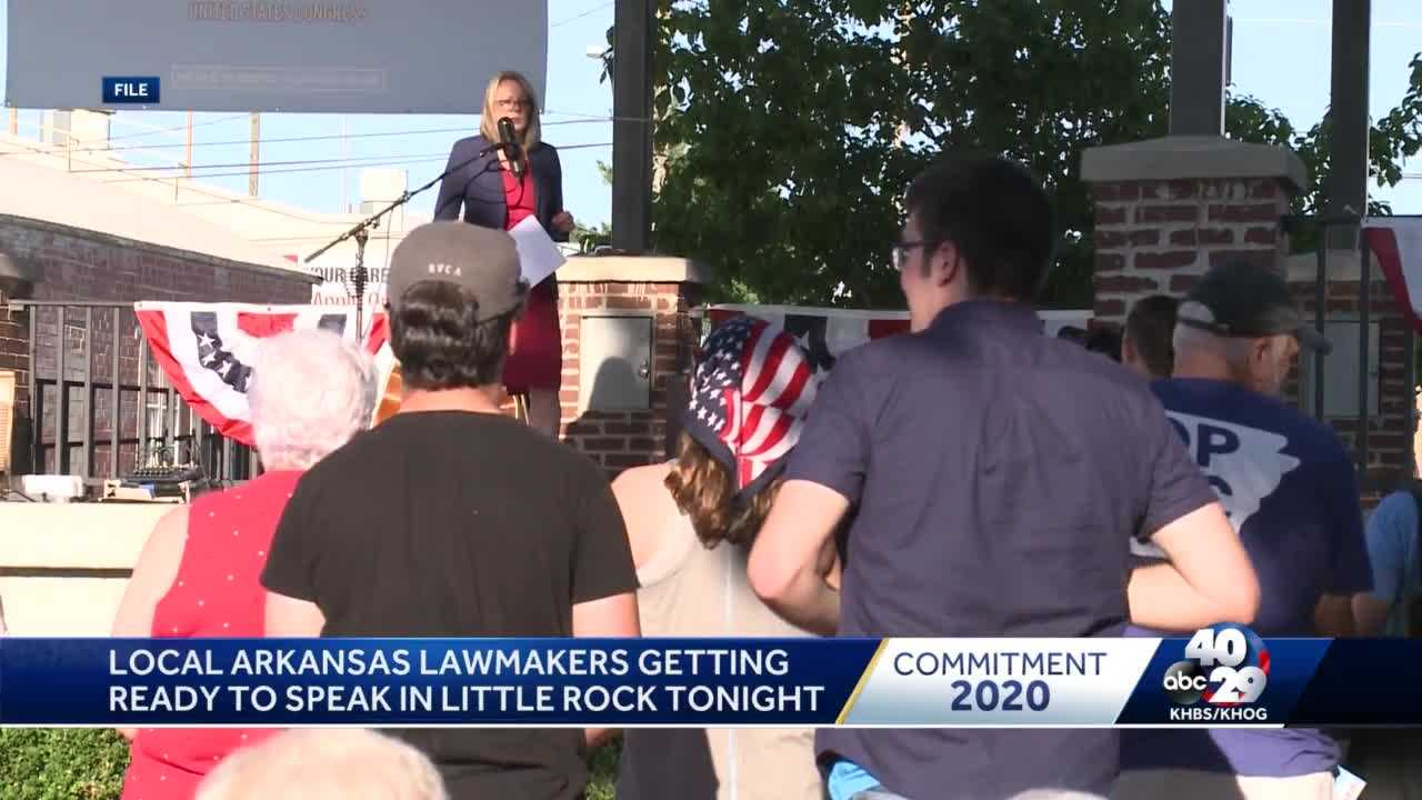 Arkansas Democrats support events in Puny Rock thumbnail