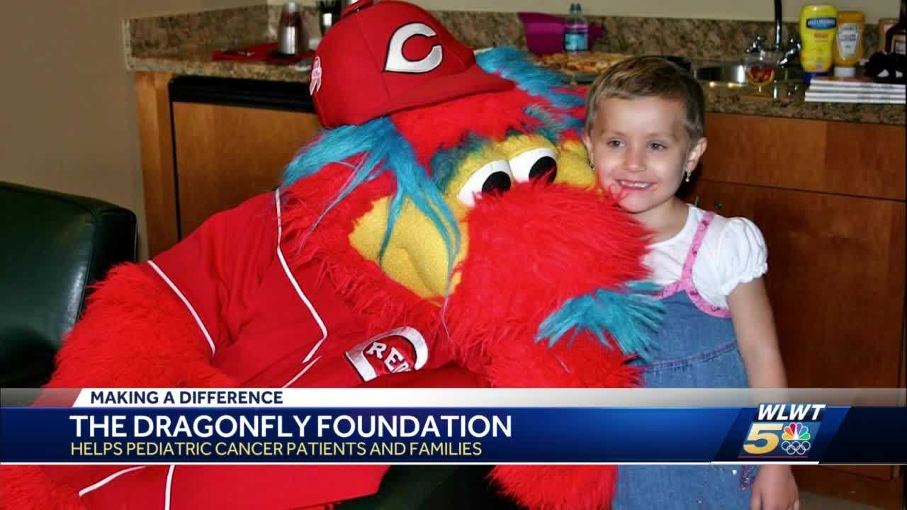 Dragonfly Foundation helps local pediatric cancer patients, families