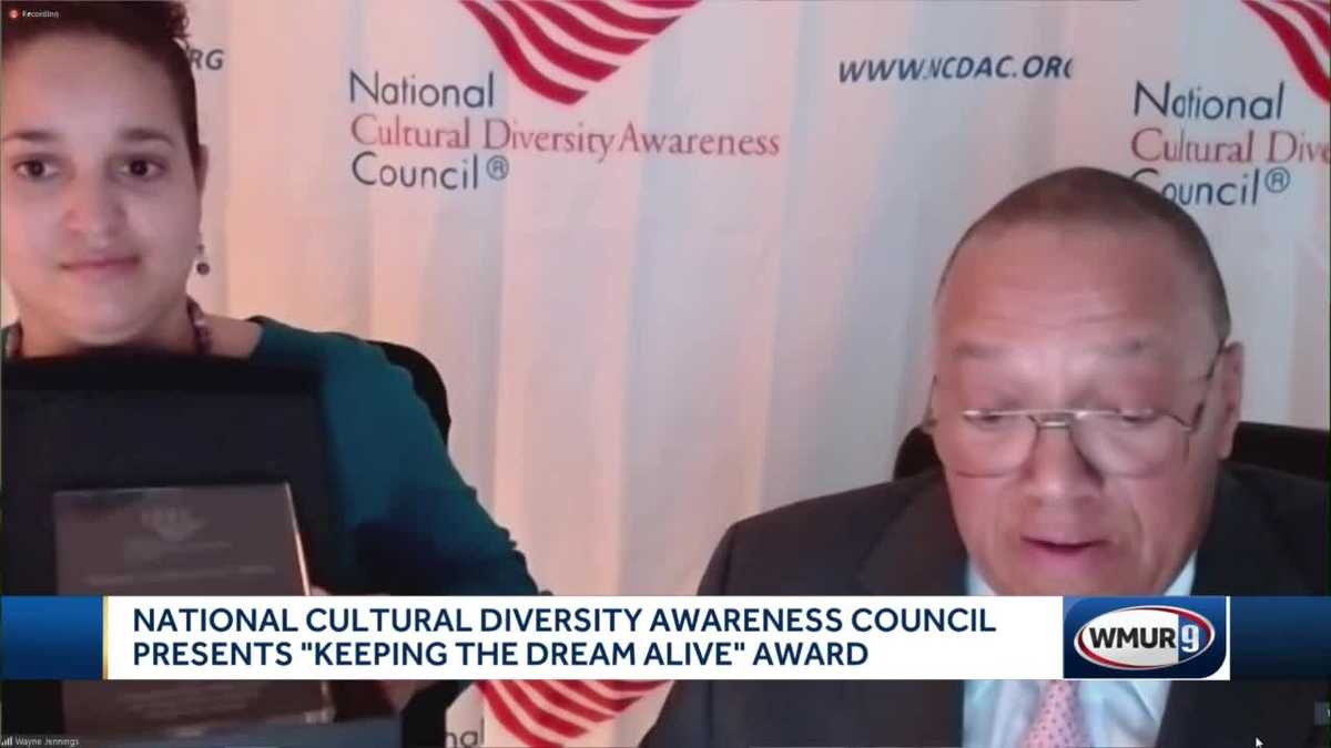WMUR honored for coverage of diverse communities