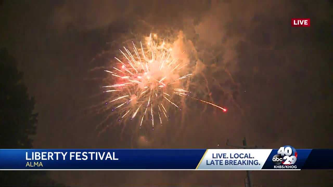 First ever Liberty Festival hosted in Alma thumbnail