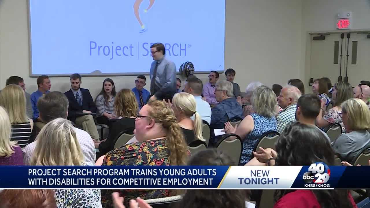 Young adults with developmental disabilities graduate from Fort Smith program thumbnail