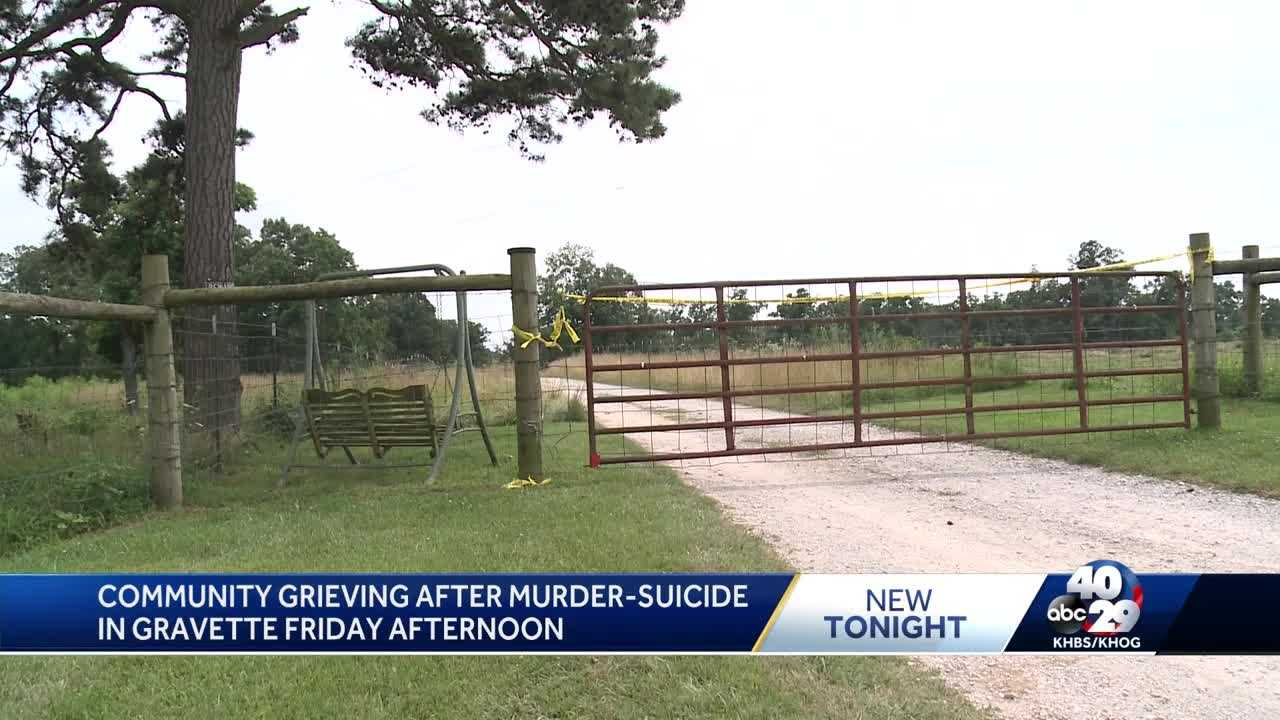NWA community grieving after murder-suicide thumbnail