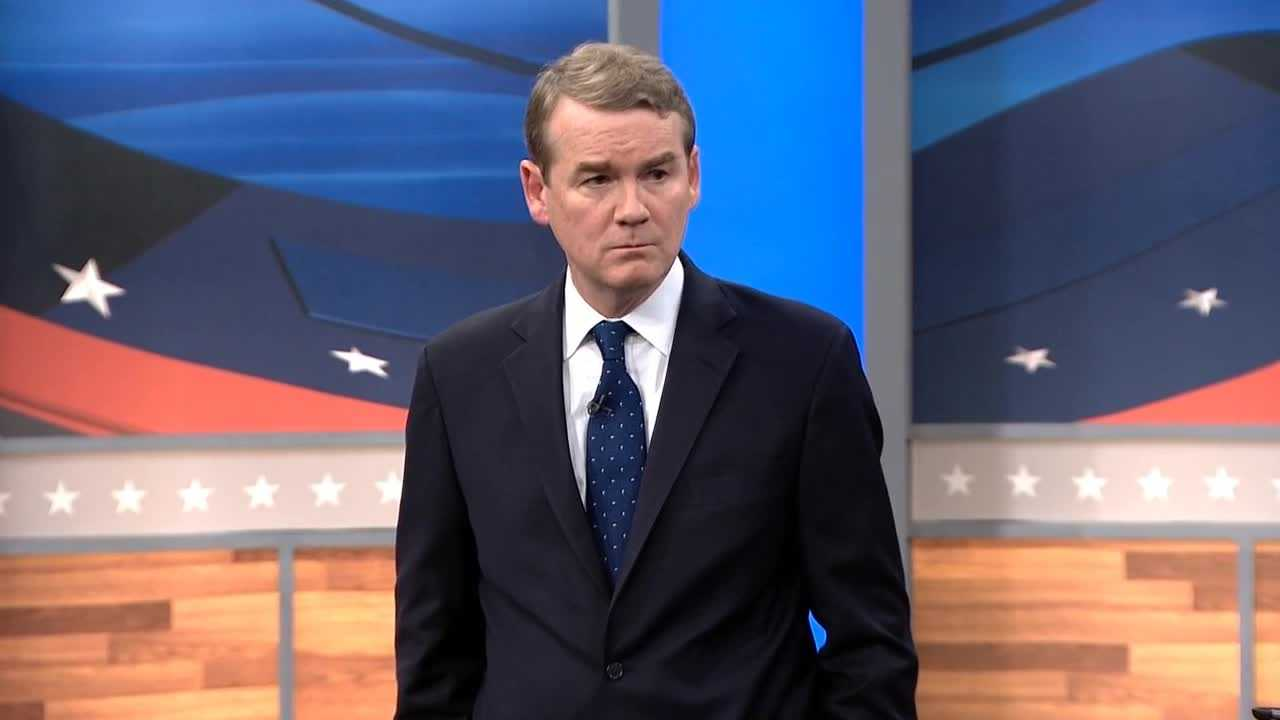 Presidential candidate Michael Bennet says he can bridge partisan divide thumbnail