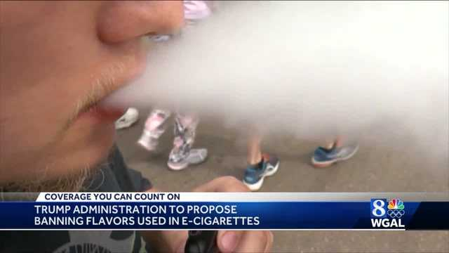 Susquehanna Valley E-Cigarette Businesses React To Possible Flavored Vape Ban