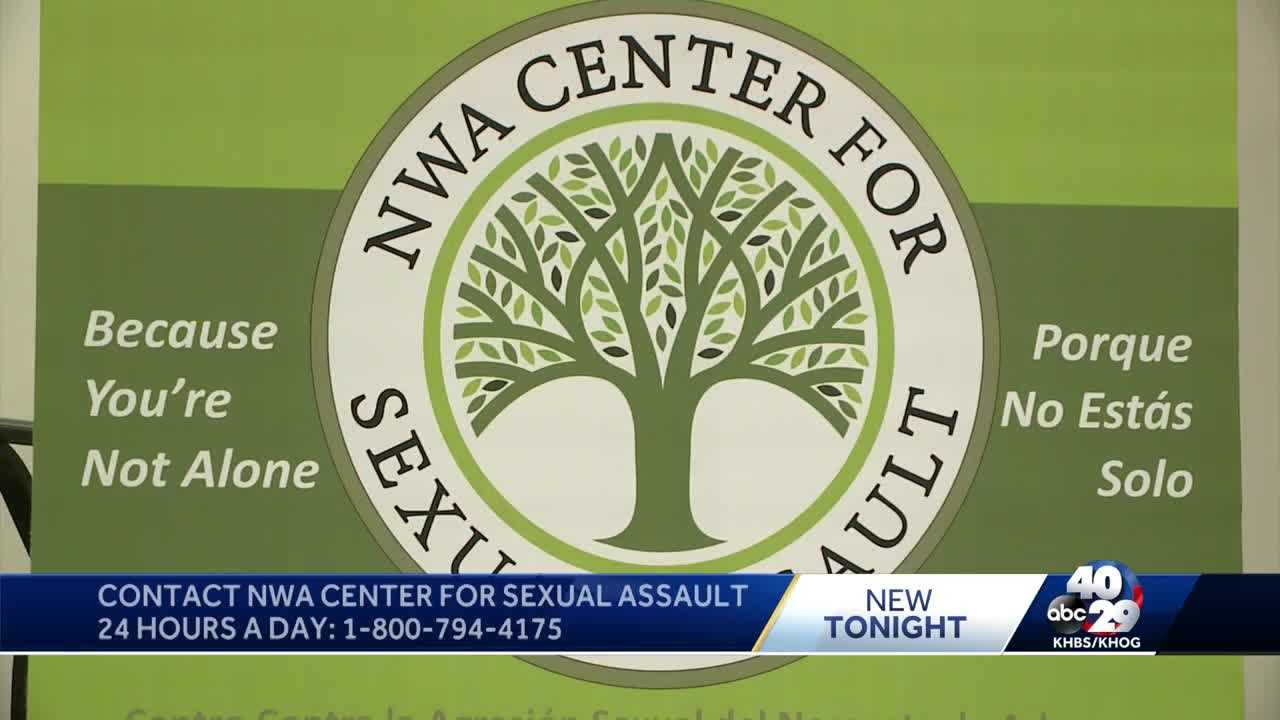 NWA Center for Sexual Assault host Me Too Voices thumbnail