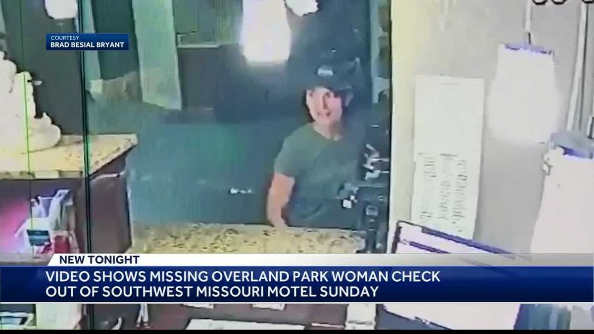 Video shows missing OP woman checking into motel Sunday