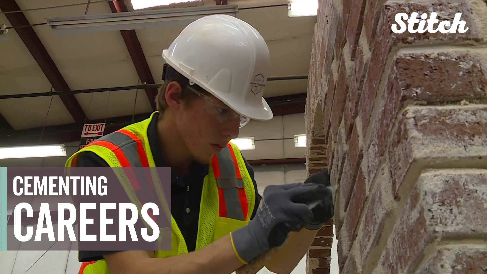High school students nailing down future careers in construction thumbnail
