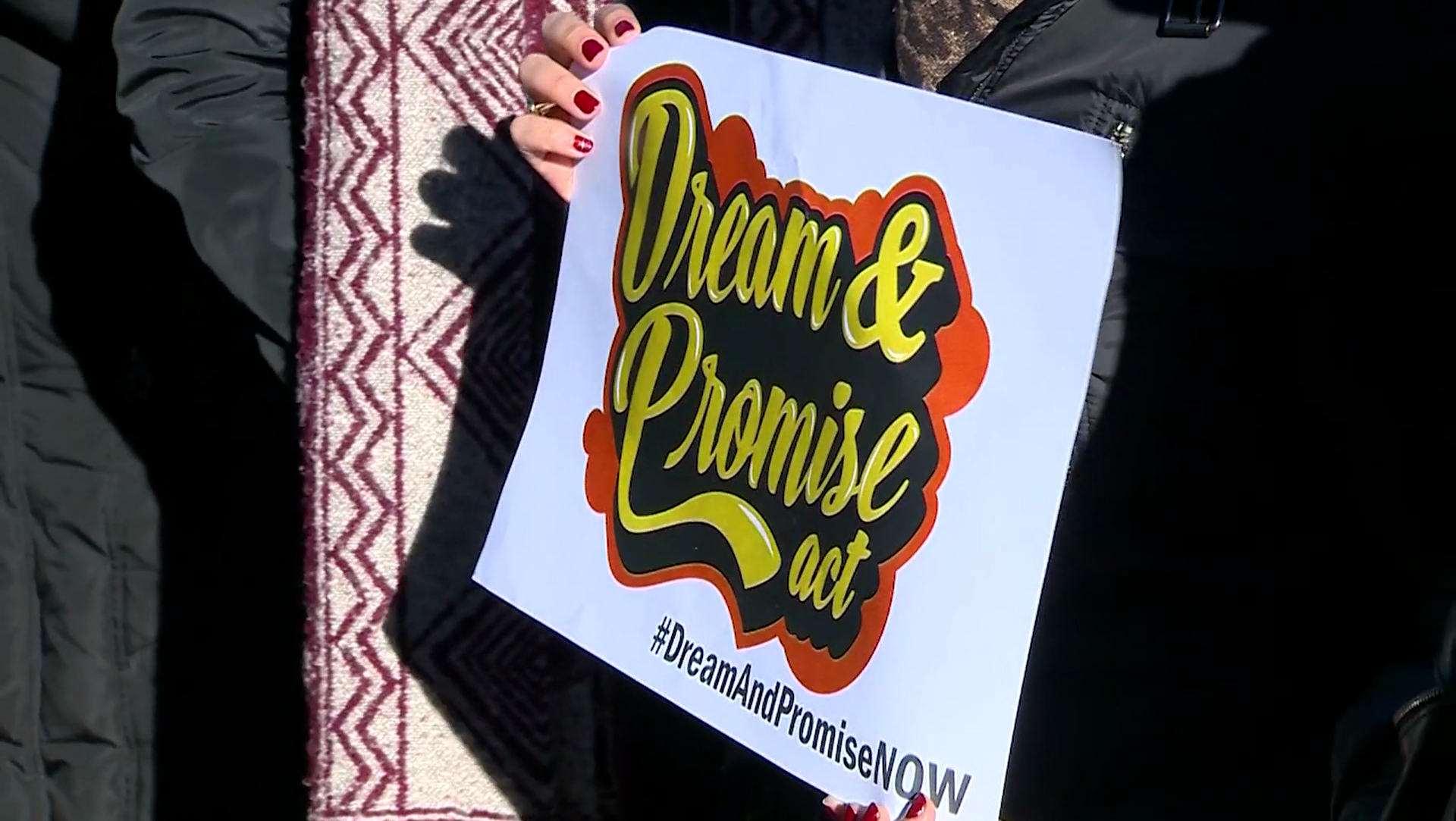 Politicians, 'Dreamers' hold Boston rally for Dream and Promise Act
