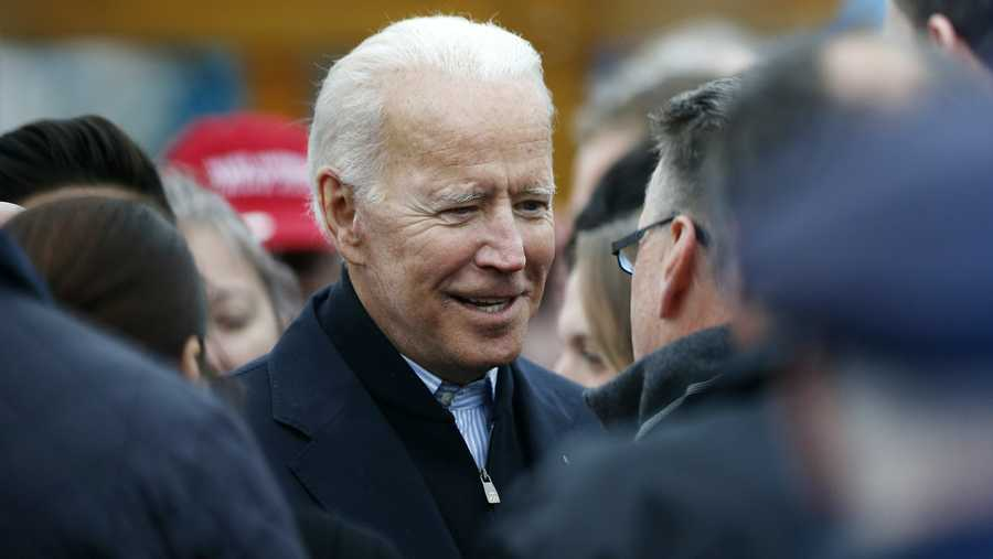 Joe Biden file photo