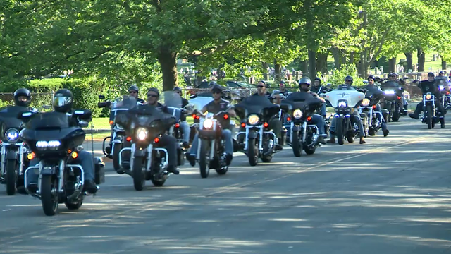 Governor shares safety message ahead of Ride for the Fallen 7